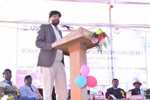 DM Addressing audience on SERI Luanch Event (2)